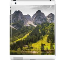Hallstatt in Austria-009 iPad Case/Skin