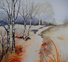 Memory Lane by Val Spayne