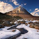 Buachaille Etive Mor by Mark Smart
