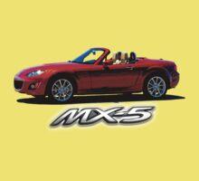 Mazda MX-5 Miata Kids Clothes