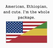 American Ethiopian And Cute Kids Clothes