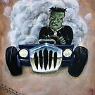 FrankenRod by Lee Twigger