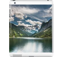 Hallstatt in Austria-010 iPad Case/Skin