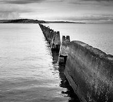 breakwater by chriscyner