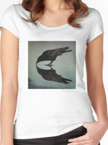 Narcissism  Women's Fitted Scoop T-Shirt