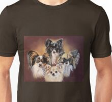 Ozzy, Harry, Ruby, Missy Unisex T-Shirt
