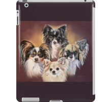Ozzy, Harry, Ruby, Missy iPad Case/Skin