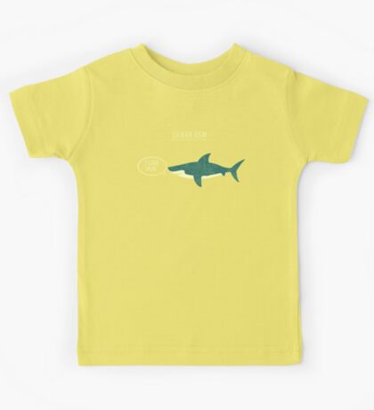 Sharkasm Kids Tee