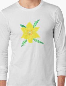 Daffodil Long Sleeve T-Shirt