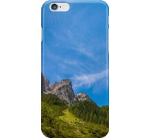 Hallstatt in Austria-012 iPhone Case/Skin