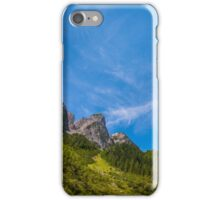 Hallstatt in Austria-012 iPhone Case/Skin