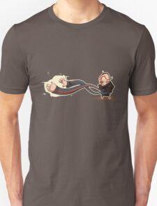 Mystic Monk-Fu!! T-Shirt
