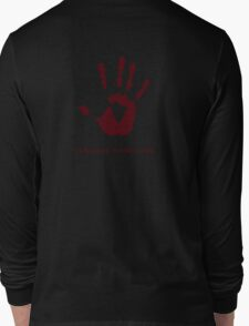 Dark Brotherhood: Sanguine, my brother. Long Sleeve T-Shirt