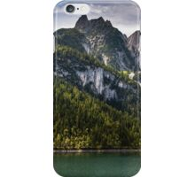 Hallstatt in Austria-013 iPhone Case/Skin