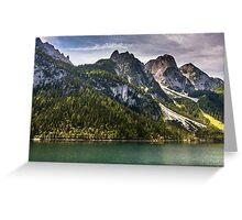 Hallstatt in Austria-013 Greeting Card