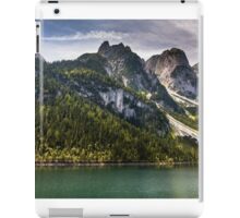 Hallstatt in Austria-013 iPad Case/Skin