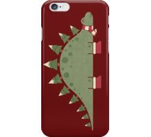 Christmasaurus iPhone Case/Skin