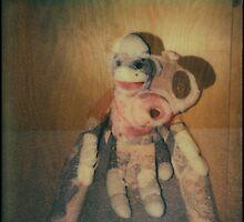 Heather Is A Sock Panda by Jill Auville