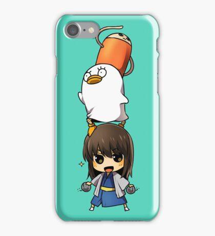 Gintama - ZURA TOWER iPhone Case/Skin