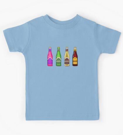 Beer Beer Beer Kids Tee