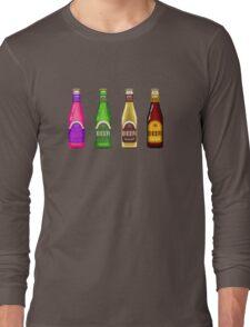 Beer Beer Beer Long Sleeve T-Shirt