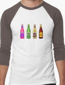 Beer Beer Beer Men's Baseball ¾ T-Shirt