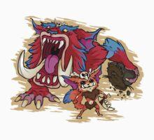 Gnar the Cutie Beast Kids Tee