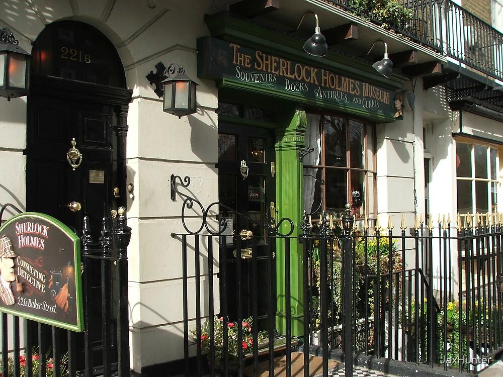 Sherlock Holmes Museum, London by JaxHunter