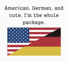 American German And Cute Kids Clothes