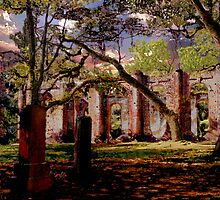 Sheldon Ruins by ZeroAlphaActual