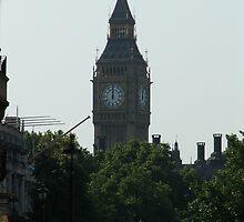 Big Ben by JaxHunter