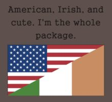 American Irish And Cute Kids Clothes