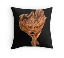 conglomerate art  Throw Pillow