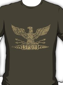 Distressed Legion Eagle T-Shirt