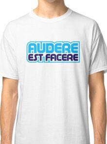 Spurs Latin Motto T-shirt Classic T-Shirt