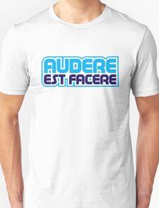 Spurs Latin Motto T-shirt T-Shirt