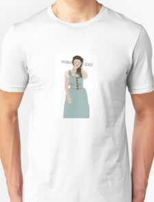 Once Upon A Time Belle French  Unisex T-Shirt