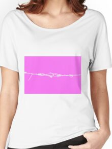 barbed wire Women's Relaxed Fit T-Shirt