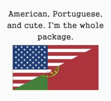 American Portuguese And Cute Kids Clothes