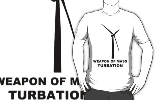 Weapon Of Mass Turbation by faircop .gov