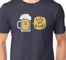 Drinking Buddy Unisex T-Shirt