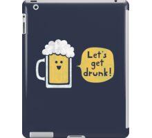 Drinking Buddy iPad Case/Skin