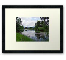 Lake Mara (3) Framed Print
