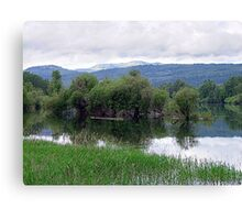 Lake Mara (4) Canvas Print