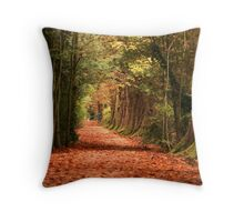 Let's go for a wander. Throw Pillow