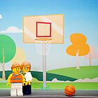 She Likes Basketball by iElkie