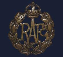 RAF Cap Badge by ZeroAlphaActual