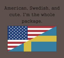 American Swedish And Cute Kids Clothes