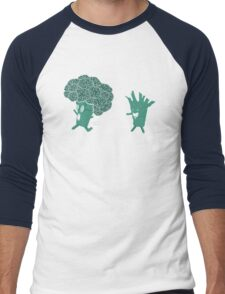 So Many Brains! Men's Baseball ¾ T-Shirt