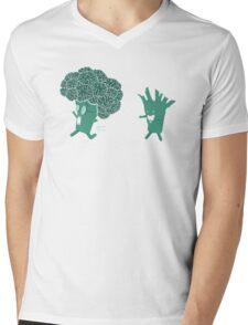 So Many Brains! Mens V-Neck T-Shirt